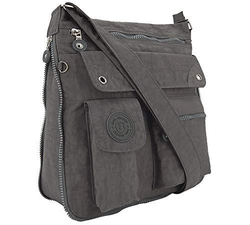 Top 10 Damentasche mit Vielen Fächern – Damen-Umhängetaschen