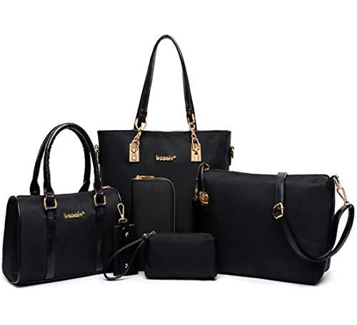 Top 9 Geldbörse und Handtasche Set Damen – Damen-Schultertaschen