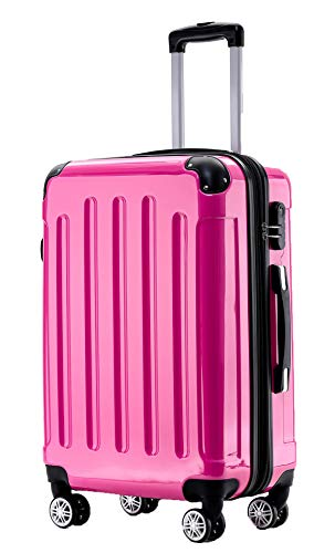 Top 10 Pink Suitcase Set – Koffer & Trolleys