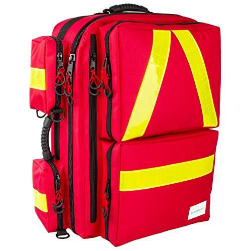 Top 10 Erste Hilfe Rucksack Gefüllt – Erste-Hilfe-Sets für Camping & Reisen