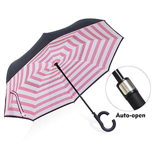 Top 10 Inverted Regenschirm Reisen – Stockschirme