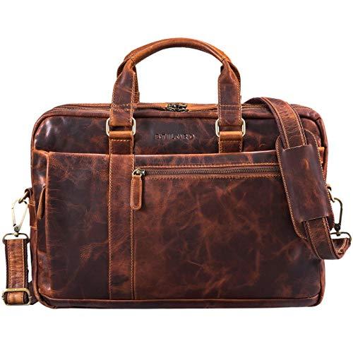 Top 10 Leather Laptop Bag For Men – Laptop-Aktentaschen