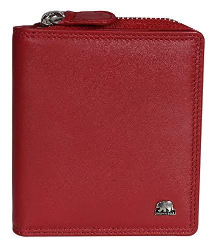 Top 10 Brown Bear Rot – Herren-Geldbörsen