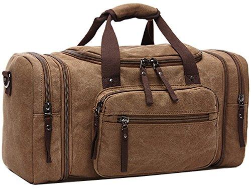 Top 10 Reisetasche Damen mit Rollen Vintage – Reisetaschen