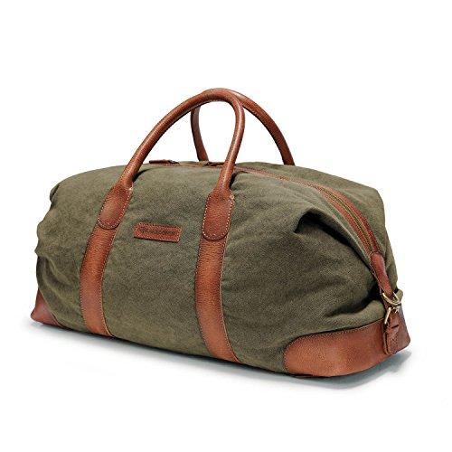 Top 10 Qualität Herren vintage Canvas Reisetaschen – Schuhe & Handtaschen