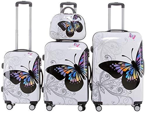 Top 10 Butterfly Koffer – Gepäck-Sets