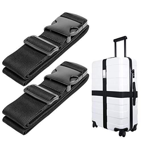 Top 10 Gepäckgurt Schwarz – Gurte & Riemen