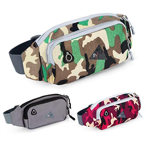 Top 8 Bauchtasche Kinder Camouflage – Mode-Hüfttaschen