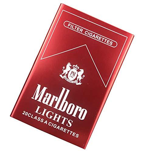 Top 10 Marlboro Rot Zigaretten – Zigarettenetuis für Herren