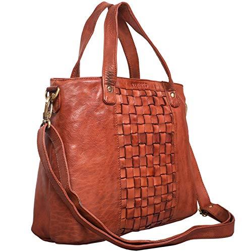 Top 8 Tasche Echtleder Damen – Damen-Umhängetaschen