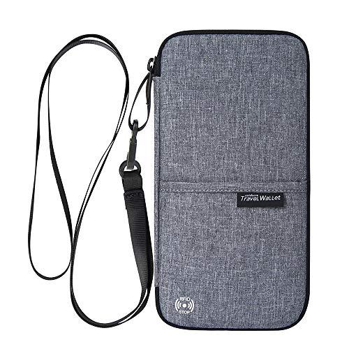 Top 9 Reisepass Brieftasche Ausweistasche Wasserdichte – Ausweistaschen