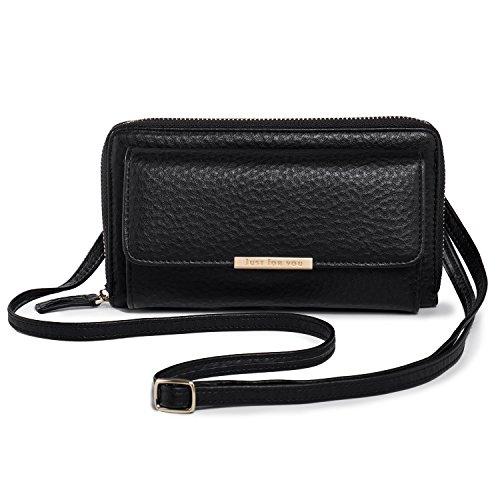 Top 10 Handytasche mit Portemonnaie zum umhängen Leder – Damen-Umhängetaschen