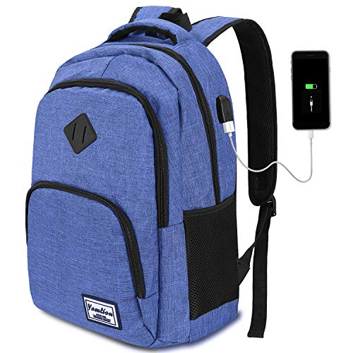 Top 10 Schulrucksack Blau Mädchen – Laptop-Rucksäcke