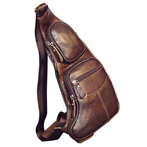 Top 10 Sling Bag Leder Herren – Herren-Schultertaschen