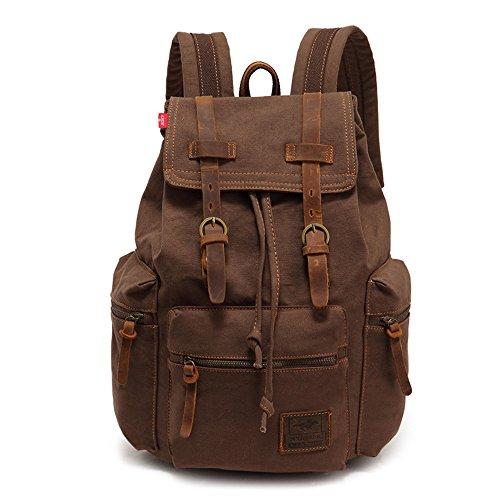 Top 10 Leder Rucksack für Herren – Daypacks