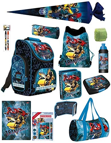 Top 10 Schulranzen Transformers Jungen – Schultaschen-Sets
