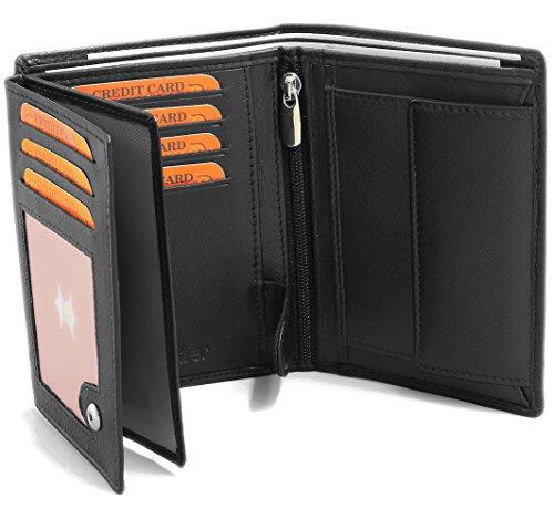 Top 10 Portemonnaie RFID Schutz – Herren-Geldbörsen