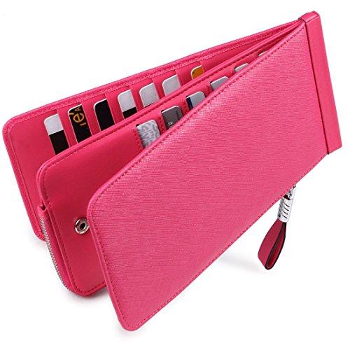 Top 10 Reißverschluss Pink – Kreditkartenhüllen für Damen