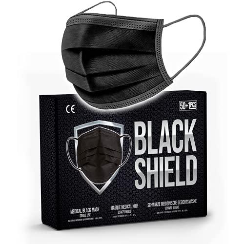 Top 10 Einwegmaske Medizinisch schwarz – Stoffmasken