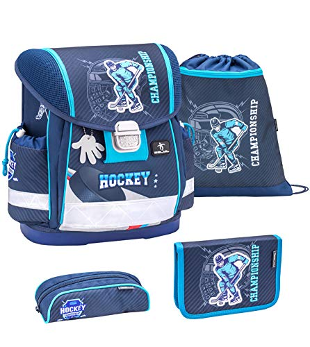 Top 9 Hockey Kinder Set – Schultaschen-Sets