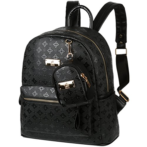 Top 6 City Logo Backpack GUESS – Damen-Rucksackhandtaschen