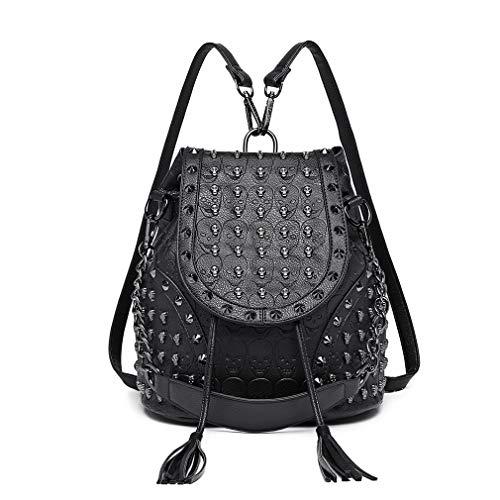 Top 8 Handtasche Kunstleder Damen – Damen-Rucksackhandtaschen