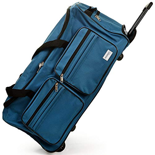 Top 10 trolleytasche mit Rollen – Reisetaschen