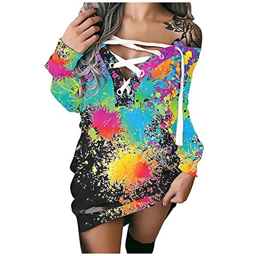 Top 10 Pulloverkleid V Ausschnitt Damen – Kreditkartenhüllen für Damen