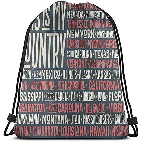 Top 10 Dieses Land Ist Mein Land – Turnbeutel